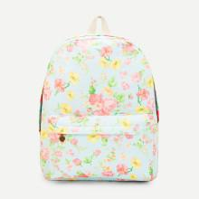 Shein Flower Print Backpacks