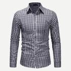 Shein Men Gingham Shirt