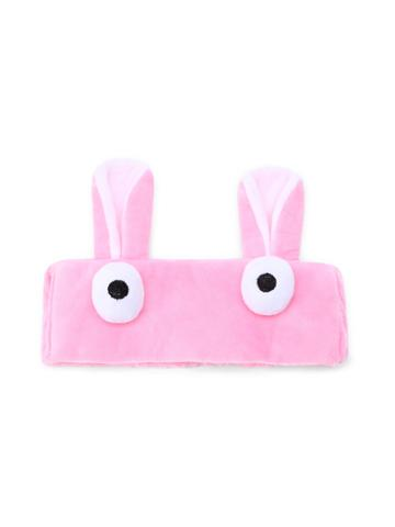 Shein Rabbit Ear Elastic Headband With Eyes