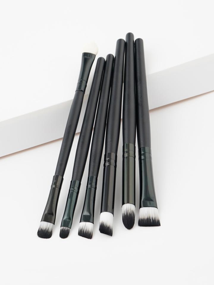 Shein Soft Bristle Eye Brush 6pcs