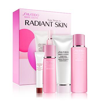 White Lucent Easy Steps To Radiant Skin