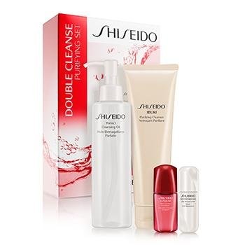 Ibuki Double Cleanse Purifying Set