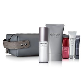 Shiseido Men Daily Men's Essentials Set