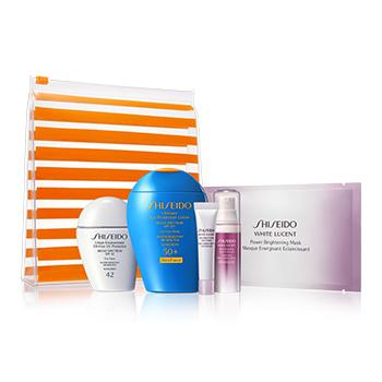 Gf_shiseido Ultimate Sun Survival Set