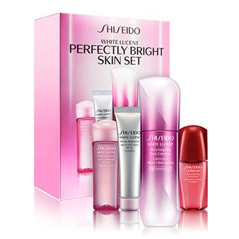 White Lucent Perfectly Bright Skin Set