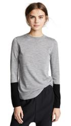 Club Monaco Mackenzie Colorblock Sweater