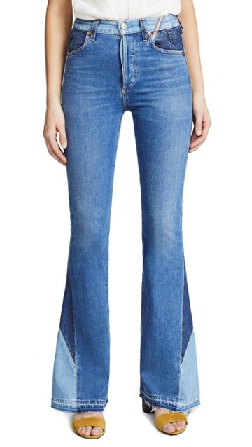 Jean Atelier Janis Flare Jeans