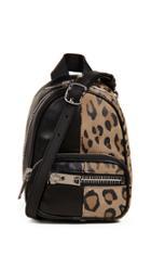 Alexander Wang Attica Soft Mini Backpack Cross Body Bag