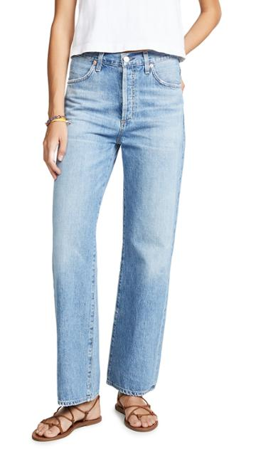 Citizens Of Humanity Flavie Trouser Jeans