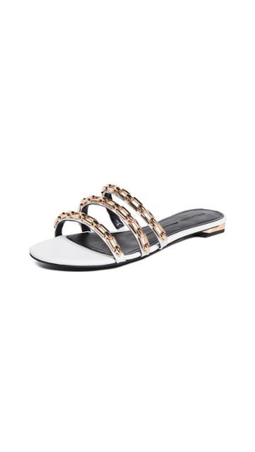 Stella Luna Three Chains Sandals