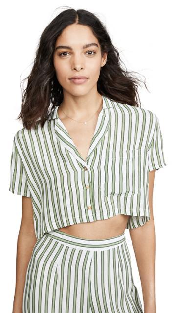 Faithfull The Brand Uma Shirt