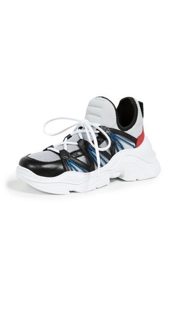 Schutz Multicolor Sneakers