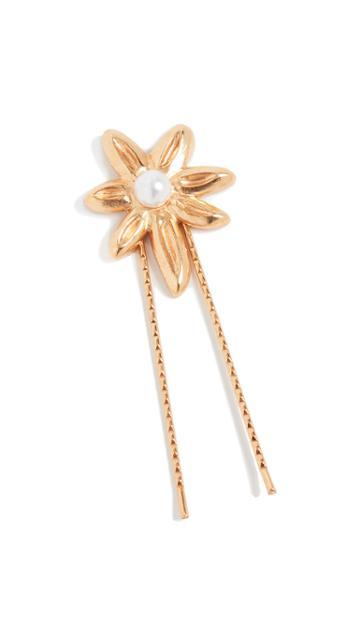 Oscar De La Renta Star Hair Pin