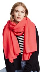 White Warren Travel Wrap Scarf