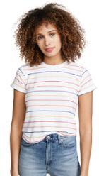 Liana Clothing Striped Margo Tee