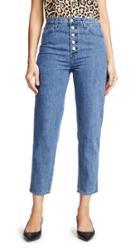 J Brand Natasha High Rise Skinny Jeans