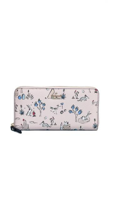 Kate Spade New York Desert Muse Lacey Continental Wallet