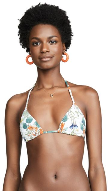 Vitamin A Gia Bikini Top