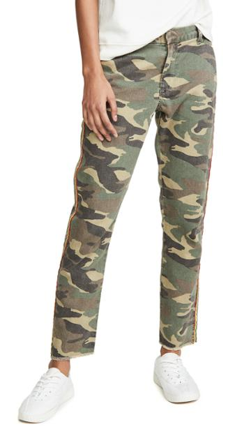 Sundry No 60 Camo Trousers