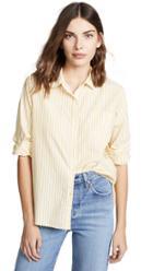 Stateside Striped Oxford Buttondown Shirt