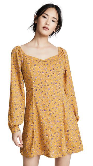 Lost Wander Sol Mini Dress