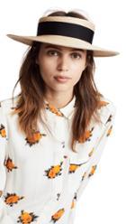 Eugenia Kim Mimi Pom Pom Beanie Hat