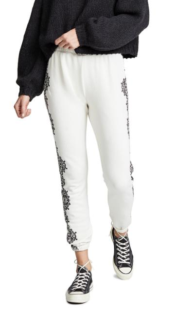 Wildfox Chantilly Lace Knox Pants
