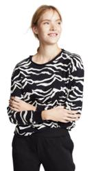 Generation Love Lauren Zebra Sweater