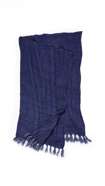 Shopbop Home Shopbop @home Pom Pom At Home: Montauk Throw Blanket