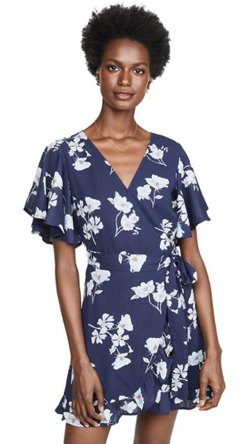 Bb Dakota Jack By Bb Dakota Let S Wrap Dress