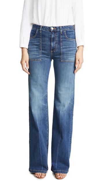 Veronica Beard Jean Crosbie Jeans