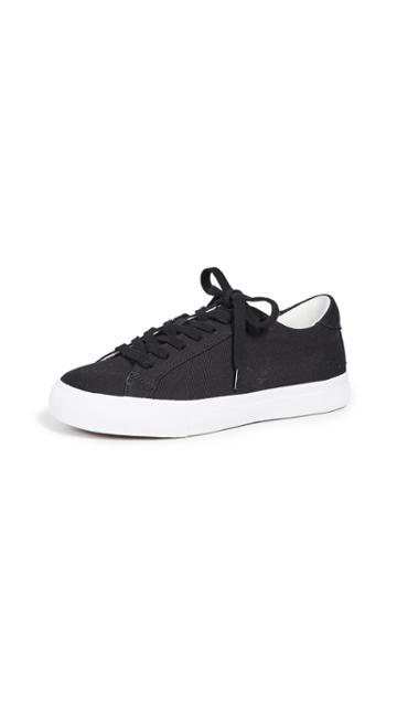 Madewell Women S Sidewalk Low Top Sneakers In Canvas