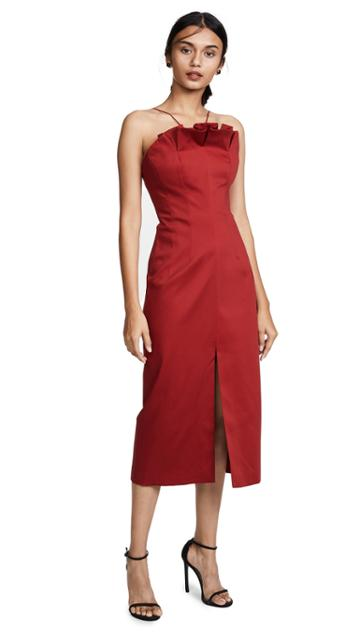 C Meo Collective Only With You Midi Dress