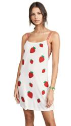 Pitusa Strawberry Dress