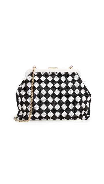 Clare V Beaded Bag