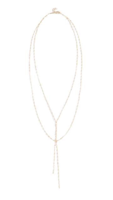 Lana Jewelry 14k Blake Necklace