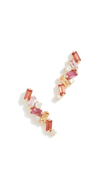 Suzanne Kalan 18k Post Earrings