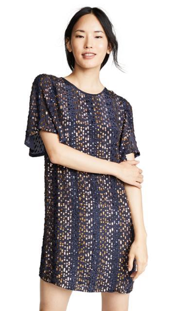 Velvet Vivi Sequin Dress