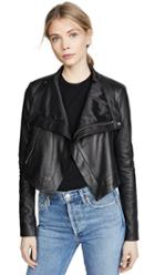 Veda Maximus Smooth Leather Jacket