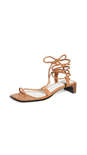 Rag Bone Cindy Tie Sandals