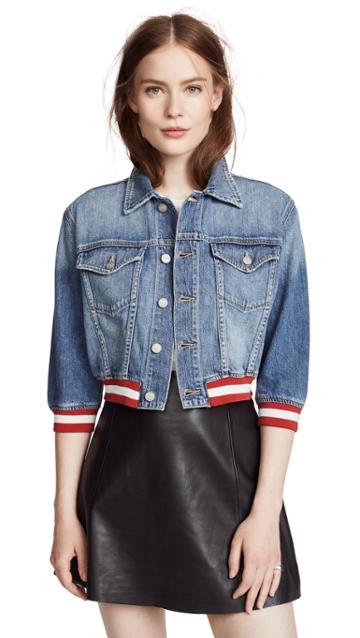 Siwy Rai Cropped Jacket