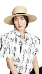 Hat Attack Classic Boater Hat