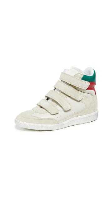 Isabel Marant Bilsy Hi Sneakers
