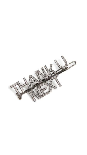 Lelet Ny Thank U Next Crystal Barrette