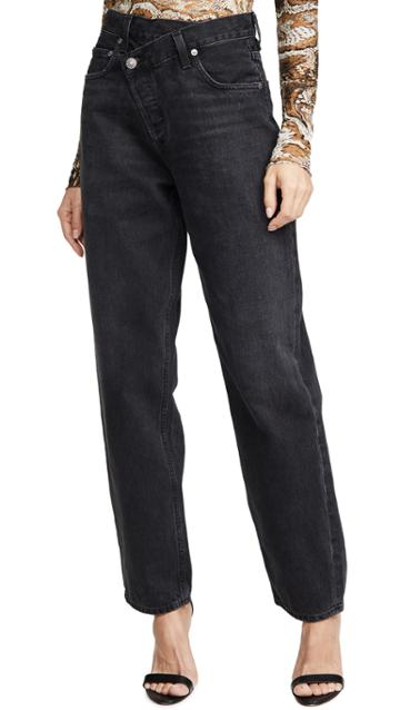 Agolde Crisscross Upsized Jeans