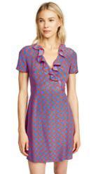 Diane Von Furstenberg Savilla Wrap Dress
