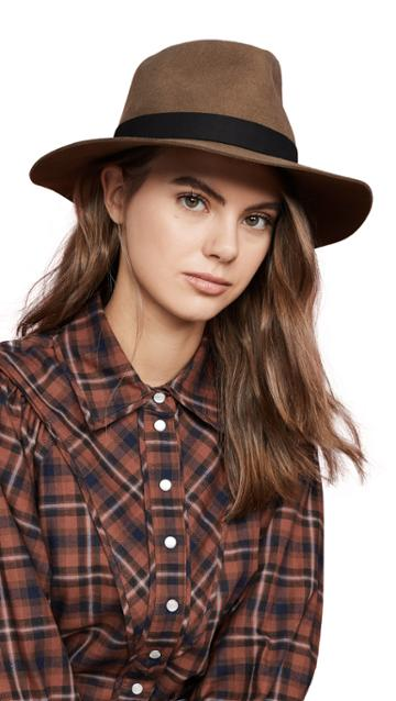 Janessa Leone Luca Packable Hat