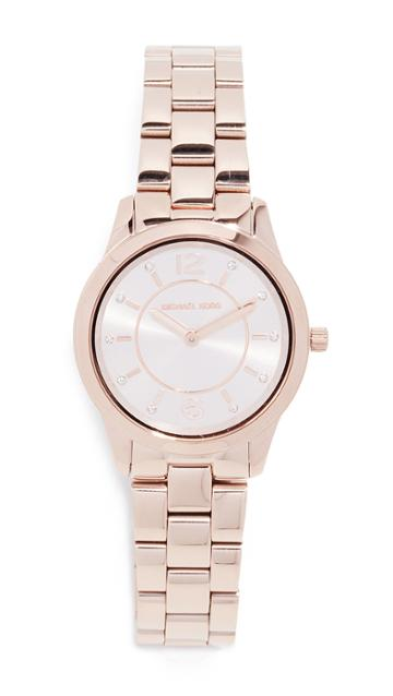 Michael Kors Mini Runway Watch