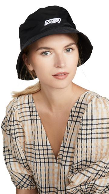 Mcq Alexander Mcqueen Logo Bucket Hat