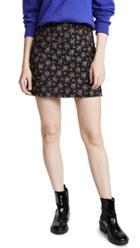 Goen J Quilted Miniskirt